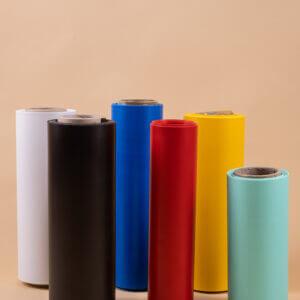 Цветная полистирольная лента