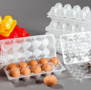 Кращі лотки для яєць для зберігання і транспортування