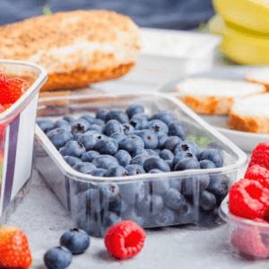 Як вибрати пластикові лотки для ягід і фруктів під зберігання фруктів?