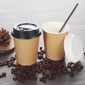 Який набір одноразового посуду необхідний для мобільної кав'ярні?