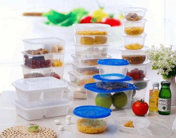 пластиковая упаковка для продуктов