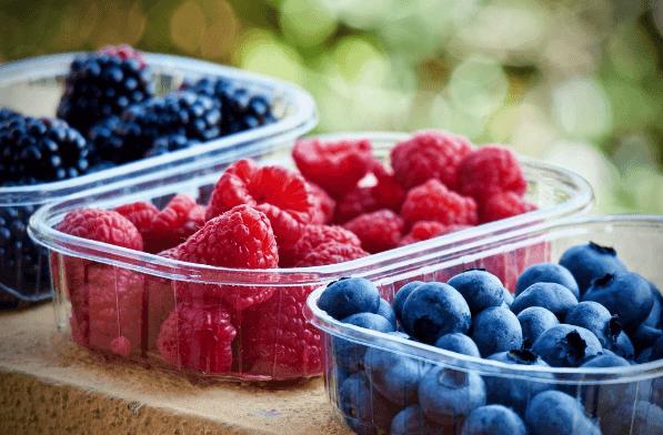 Використання пластикової тари для харчових продуктів