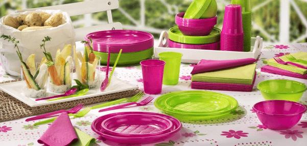 Тенденции рынка одноразовой посуды