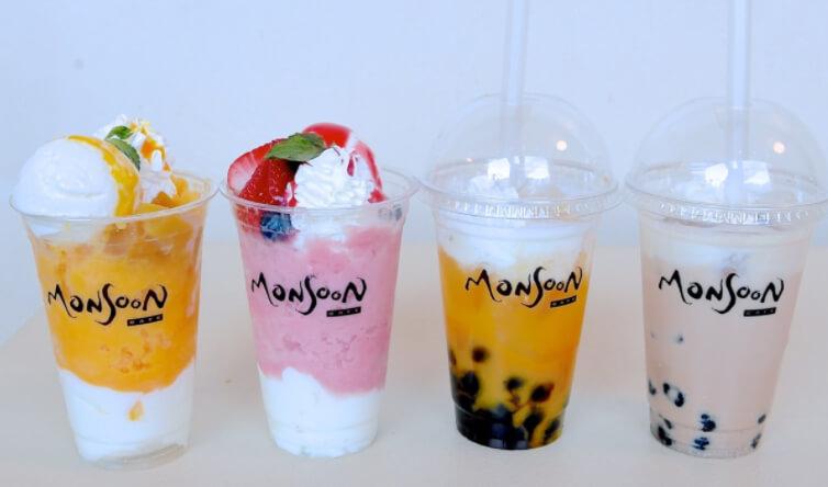 Пример брендированных стаканов