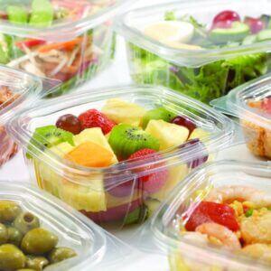 Одноразові контейнери для їжі: 10 переваг